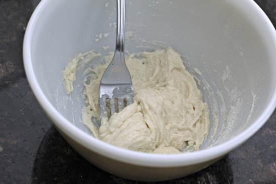 One Minute Blueberry Cobbler Recipe | SnappyGourmet.com