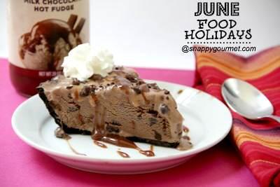 Food Holidays & Recipes (June)   SnappyGourmet.com