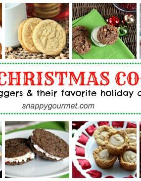 Best Christmas Cookies Recipes   snappygourmet.com