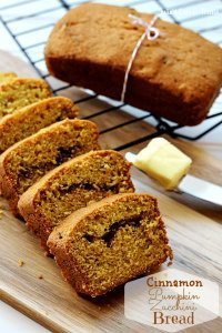 70+ Best Zucchini Recipes (Cinnamon Zucchini Pumpkin Bread Recipe) | SnappyGourmet.com