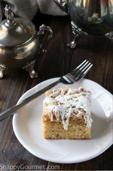 Easy Eggnog Cake Recipe Snappy Gourmet