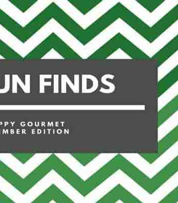 Fun Finds and Gift Ideas (December Edition) | SnappyGourmet.com