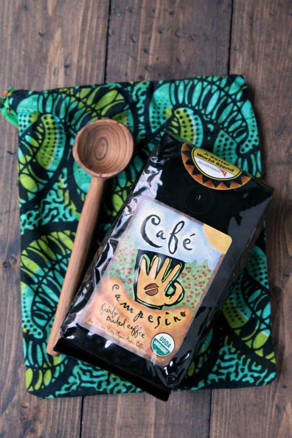 Easy Coffee Marinade Recipe (World Vision Gift Catalog) | SnappyGourmet.com