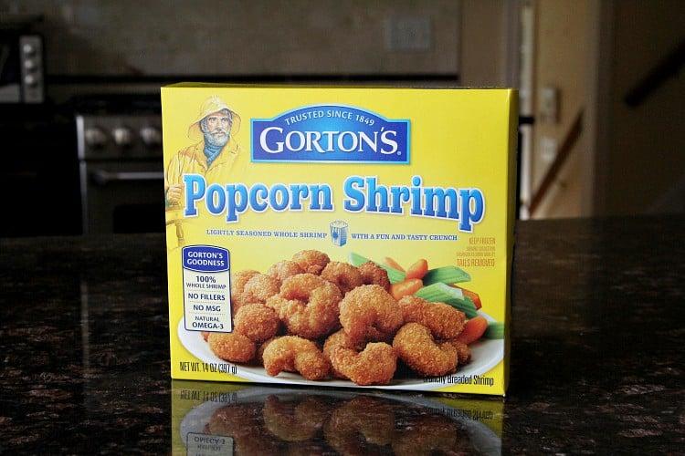 Easy Honey Walnut Popcorn Shrimp Recipe with Gorton's Frozen Popcorn Shrimp - SnappyGourmet.com