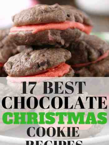 Best Chocolate Christmas Cookie Recipes