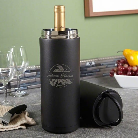 12 Days of Christmas Gift Ideas for Foodies - wine cooler