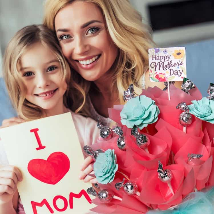 Mother's Day Gift Ideas: candy