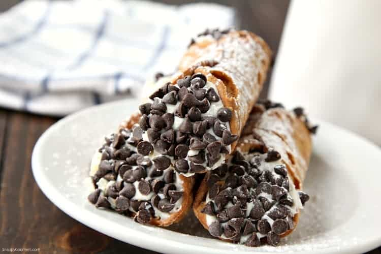 What's in a cannoli plus cannoli inspired recipes