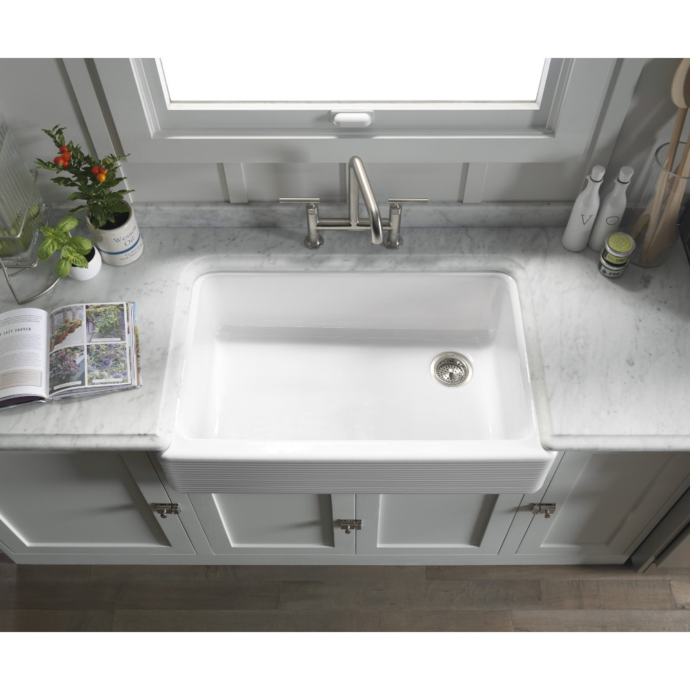 Pros And Cons Of The Farmhouse Sink Snappy Kitchens