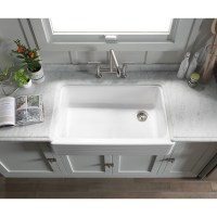 Pro's and Con's of the Farmhouse Sink - Snappy Kitchens
