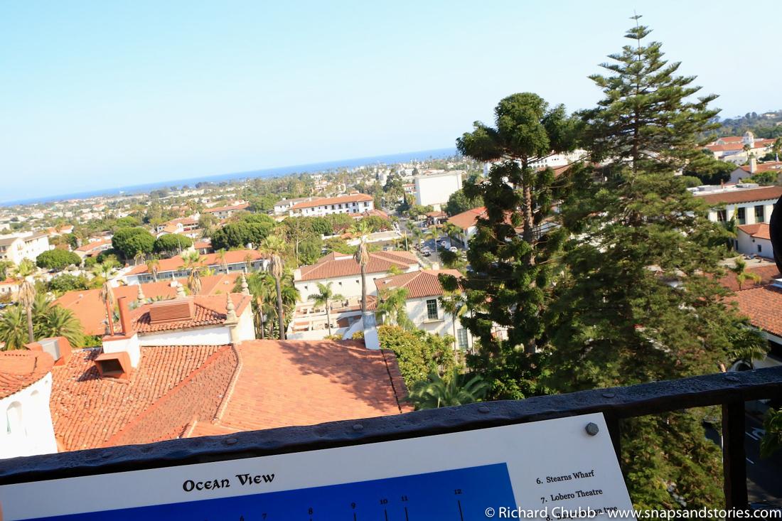 USA Road Trip - Santa Barbara and Malibu on the PCH - Snaps & Stories