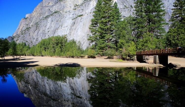 Yosemite National Park Reflections