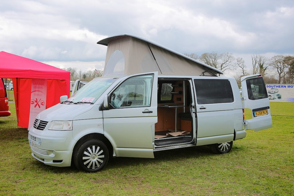 Are You Considering A Campervan Holiday With A Toddler We