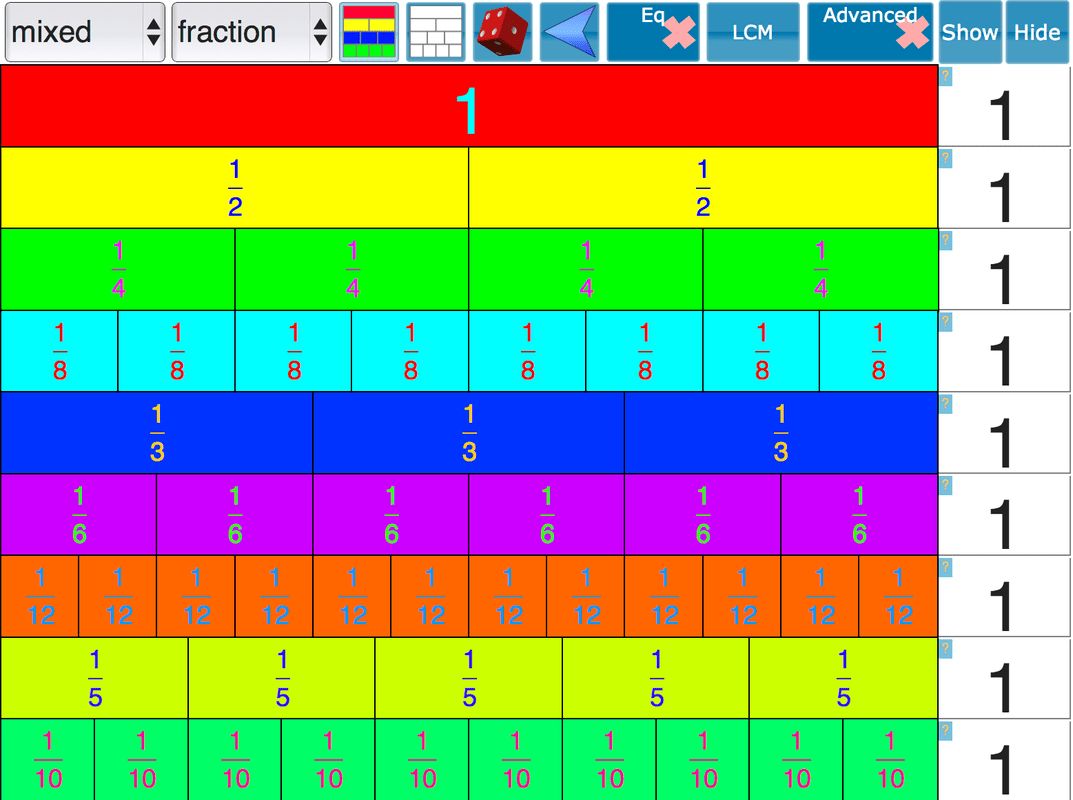 Search Results For Activity On Fraction Calendar