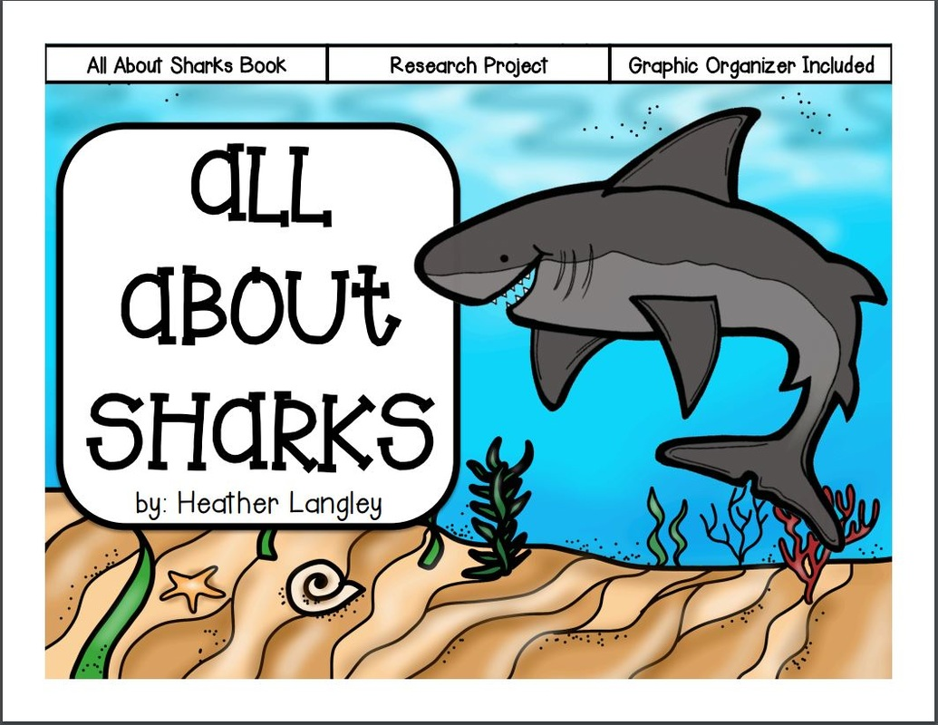 Shark Labeling Worksheet