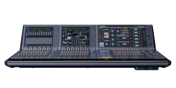 Yamaha Launches PM7 Desk Plus New Rio I/O Racks and Firmware