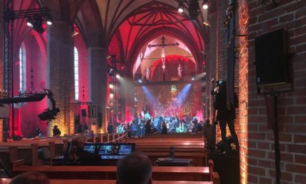 Alcons Assists Anniversary Concert For John Paul II's Papal Appointment