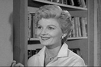 Barbara Billingsley as June Cleaver