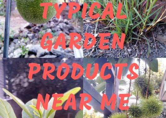 Typical Garden Products Near Me