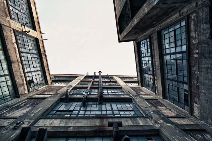 Factory Siding
