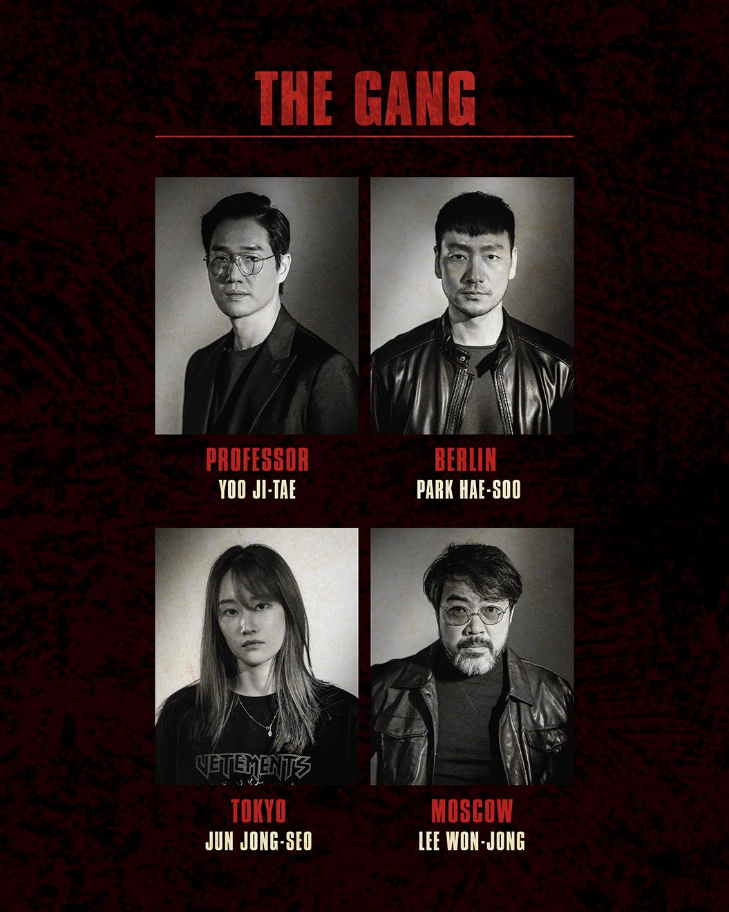 Casting La Casa De Papel : casting, papel, Netflix, Announced, Casting, Korean, Adaptation, Papel