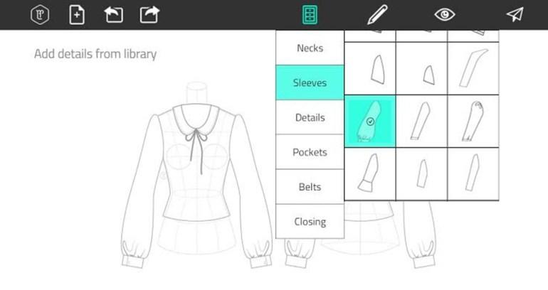 aplikasi desain baju Draw Clothes Outfit