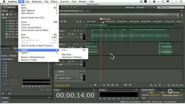 aplkasi aplikasi pc audio editor