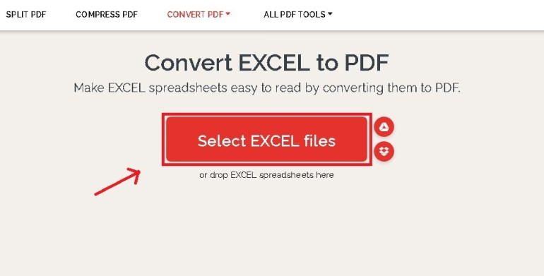 select excel file love pdf