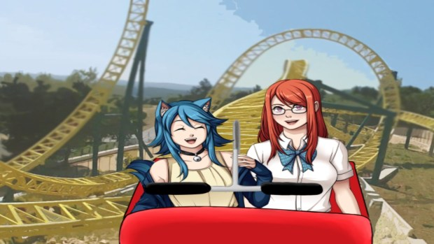 A-Wild-Catgirl-Appears-Rollarcoster-of-pain
