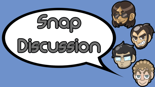 SnapDiscussion - Four