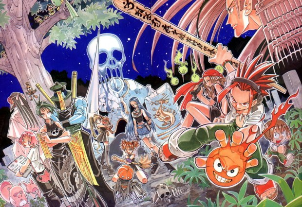 shaman-king-colour-page
