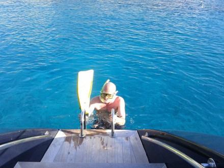 richard_snorkeling