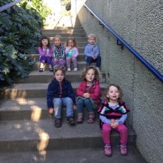 brooke_playschool_group_stairs