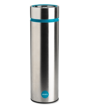 The GRAYL water filter and purifier