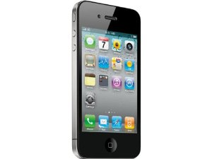 Black iPhone 4S from AT&T