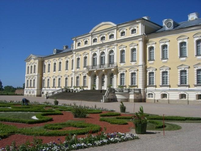 Rundāle Palace, Latvia