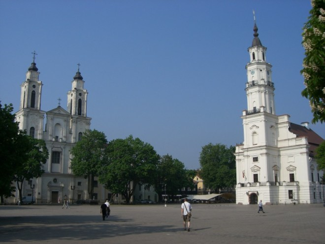 Kaunas church, Lithuania