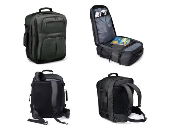 Rick Steves Backpack multi-view