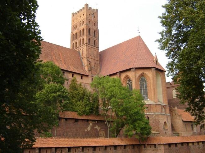 Malbork Castle, Malbork, Poland