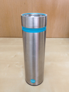 The GRAYL water purification bottle