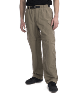 Royal Robbins Zip 'n' Go Convertible Pants, travel pant problems