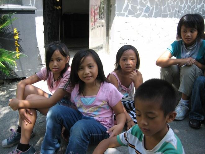 Taiwanese kids, Taiwan