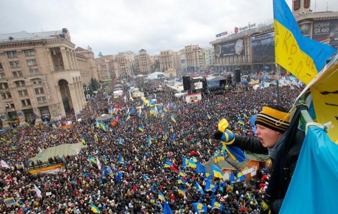 Kiev protests of 2014