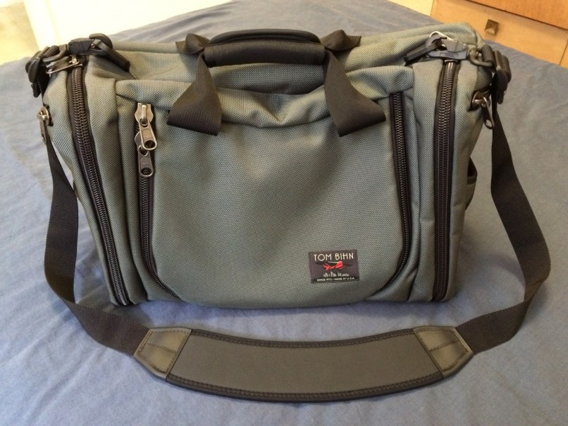 26f3924051 The Tom Bihn Aeronaut Probably Best Duffel Bag For Carry On