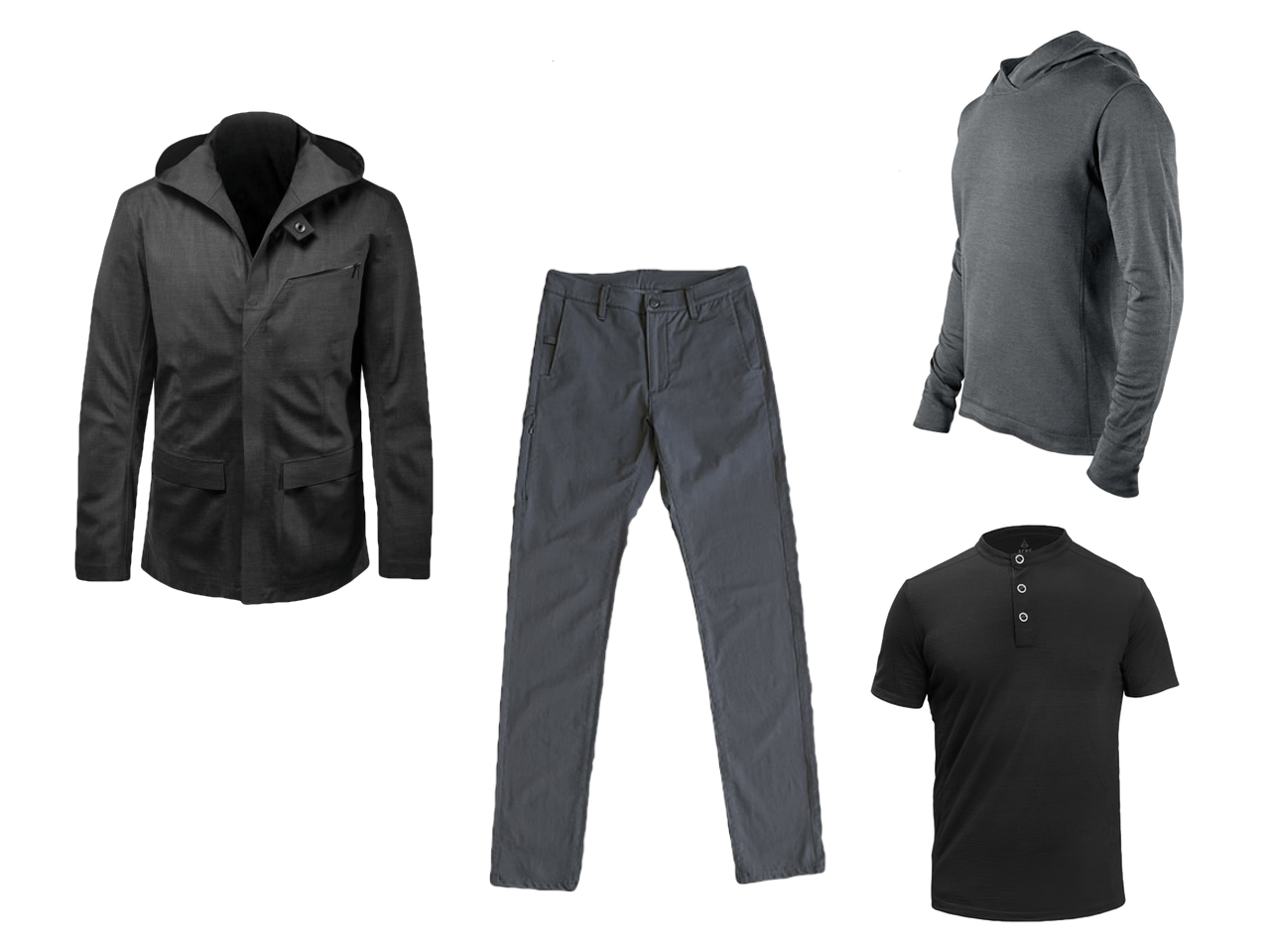 Techwear At Its Finest 10 Stylish Travel Outfits That