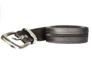 Attilan Leather Money Belt
