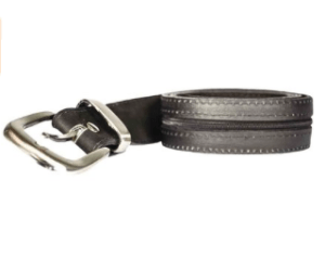 Attilan Leather Money Belt
