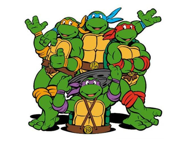 Teenage Mutant Ninja Turtles 1987 series
