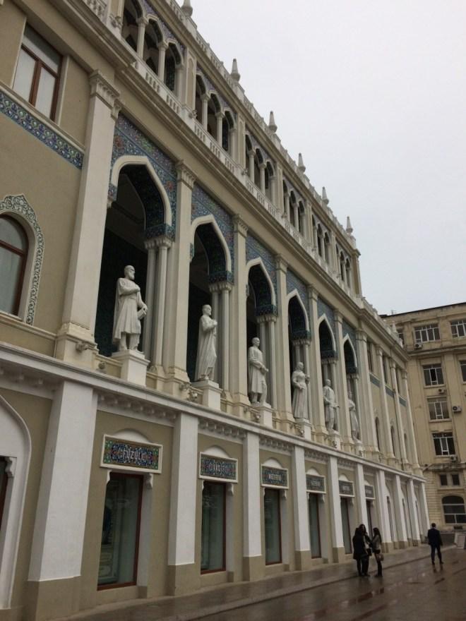 Nizami Literature Museum