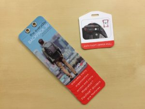 Peak Design Everyday Backpack hang tags